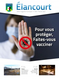 Élancourt Magazine - N° 265 - Février 2021
