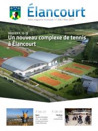 Élancourt Magazine - N° 266 - Mars 2021