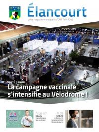 Élancourt Magazine - N° 267 - Avril 2021