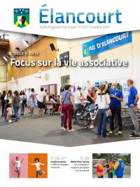 Élancourt Magazine - N° 28 - Octobre 2021
