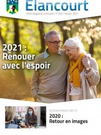 Élancourt Magazine - N° 264 - Janvier 2021