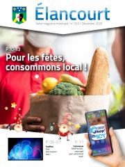 Élancourt Magazine - N° 263 - Décembre 2020